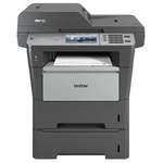 Imprimante multifonction Brother Format de papier A4