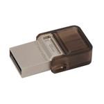 Clé USB Couleur Marron