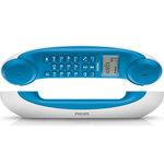 Téléphone sans fil Type téléphone Répondeur