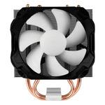 Ventilateur processeur Arctic Matériaux ABS