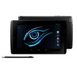 Tablette tactile Couleur Noir