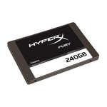 Disque SSD HyperX 240 Go Capacité