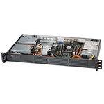 Boîtier PC SuperMicro Format du boitier Rack 1U