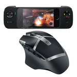 Souris gamer Logitech OS Microsoft Windows 7