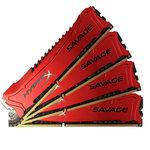 Mémoire PC HyperX 4 barrettes