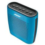 Dock & Enceinte Bluetooth Couleur Bleu