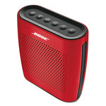 Dock & Enceinte Bluetooth Couleur Rouge