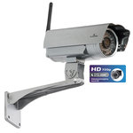Caméra IP Bluestork Sans-fil