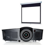 Vidéoprojecteur Optoma Résolution informatiquee 1280 x 1024 pixels