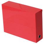 Boîte à archives Couleur Rouge