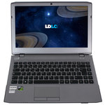 PC portable LDLC Norme réseau sans-fil Wi-Fi B
