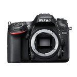 Appareil photo Reflex Nikon sans Stabilisateur d'image