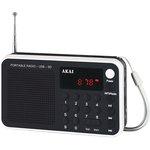 Radio & radio réveil Akaï