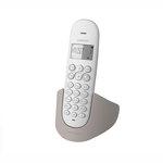 Téléphone sans fil Couleur Taupe