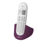 Téléphone sans fil LOGICOM Messagerie Aucune