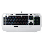 Clavier gamer Couleur Blanc