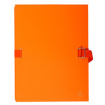 Chemise Couleur Orange