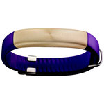Bracelet connecté Coloris Prune
