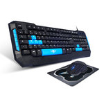 Pack clavier souris 104 Touches