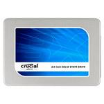 Disque SSD Crucial Type de mémoire Flash TLC
