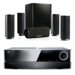 Ensemble home cinéma Harman Kardon Format audio DTS
