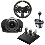 Volant PC Thrustmaster Compatibilité Microsoft Windows 10