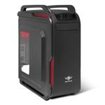 Boîtier PC Spirit of Gamer 1 Quantité de ventilateur facade fournie