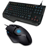 Pack clavier souris Type de touches Switch Romer-G