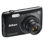 Appareil photo numérique Nikon Type de mémoire flash SDHC