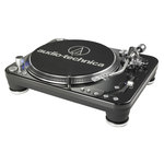 Platine vinyle Audio-Technica Sorties audio PHONO