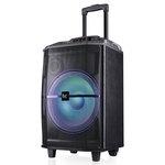 Station MP3/iPod Black Panther sans Ecran LCD
