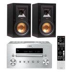 Chaîne Hifi Yamaha Médias CD