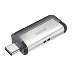 Clé USB Sandisk Couleur Argent