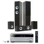Ensemble home cinéma Yamaha Entrée audio Audio numérique S/PDIF Optique
