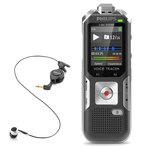Dictaphone Philips sans High-Res audio (Haute définition)
