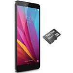 Mobile & smartphone Honor Transfert de données 4G - LTE
