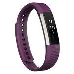 Bracelet connecté Fitbit Coloris Prune