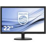 Ecran PC Philips Entrées vidéo VGA