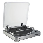 Platine vinyle Audio-Technica sans Bluetooth