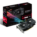Carte graphique Chipset graphique AMD Radeon RX 460