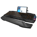 Clavier gamer ROCCAT Norme du clavier AZERTY