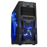 Boîtier PC Spirit of Gamer 2 emplacements 3,5 pouces invisibles