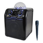 Station MP3/iPod Black Panther