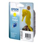 Epson T0484 - Cartouche d'encre jaune