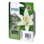 Epson T0599 - Cartouche d'encre grise claire