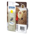 Epson T0614 - Cartouche d'encre jaune (250 pages à 5 %)