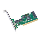 Carte contrôleur PCI (4 ports SATA RAID internes)