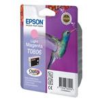 Epson T0806 - Cartouche d'encre magenta clair