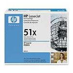 HP Q7551X - Toner noir avec technologie d'impression intelligente (13 000 pages à 5%)