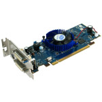 Sapphire Radeon HD 2400 PRO Low Profile Dual slot - 256 Mo TV-Out/Dual DVI - PCI-Express (ATI Radeon HD 2400 PRO)